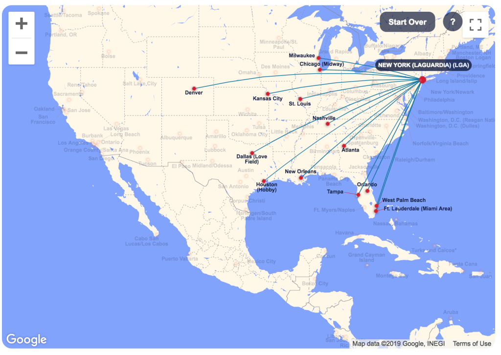 Guide to Southwest Airlines for NYC Metro Flyers