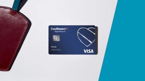 Southwest Rapid Rewards Priority Credit Card Review - The