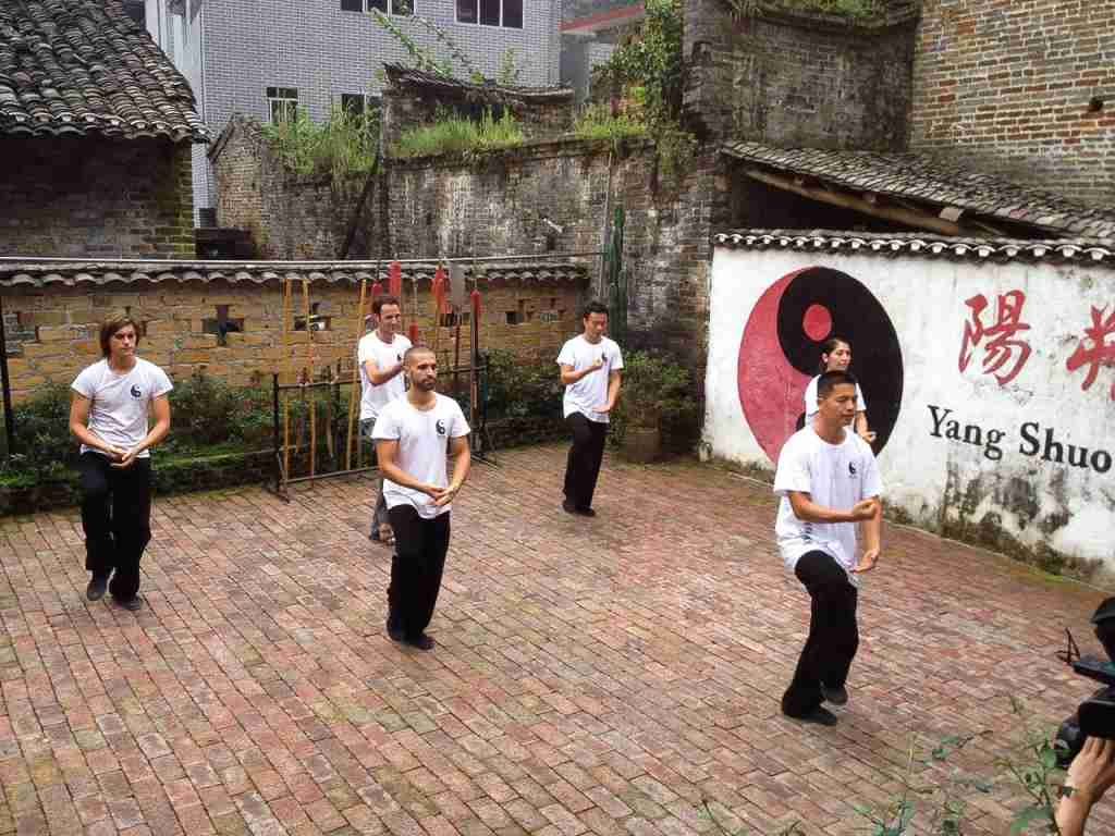 (Photo courtesy of Yangshuo Traditional Tai Chi)