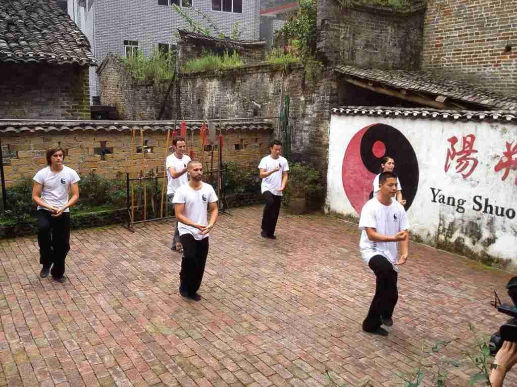 (Photo courtesy of Yangshuo Traditional Tai Chi)