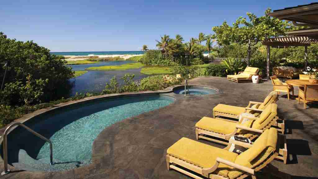 The Four Seasons Resort Hualalai. (Photo courtesy of Four Seasons)