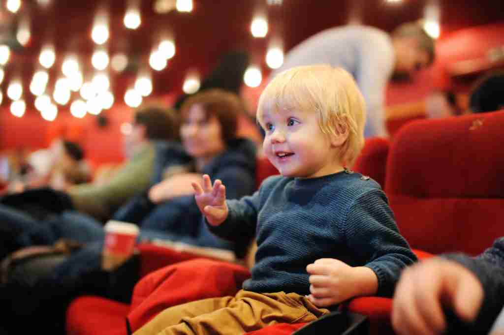 Toddlers may not be quite ready for Broadway