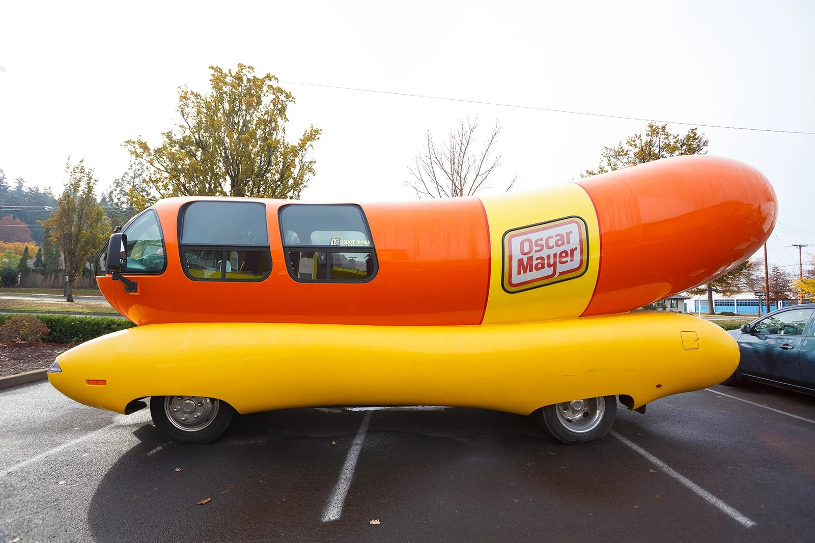 Dream Job Alert: You Could Drive Across the Country in a Weinermobile