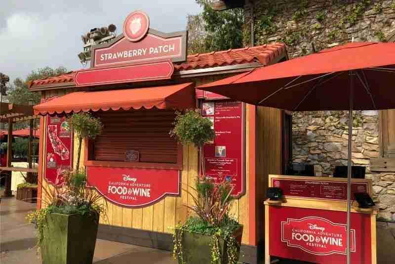 Best Disneyland Restaurants for Families - Food Festival Marketplaces
