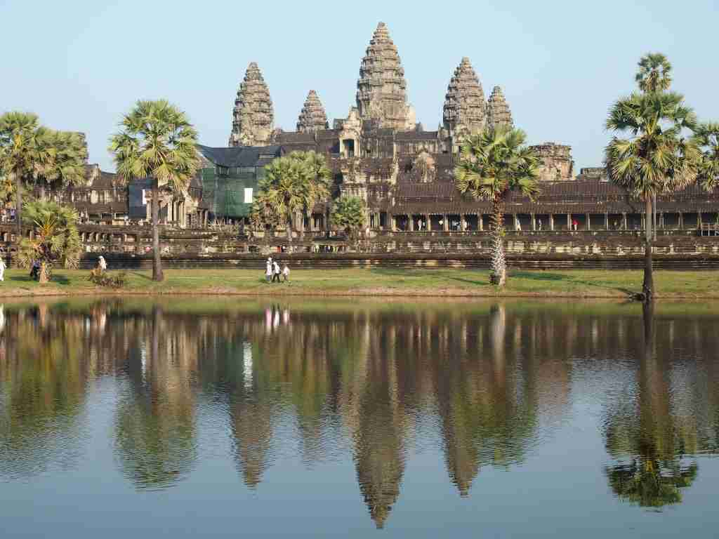 Angkor Wat is a must-visit attraction in Cambodia (Photo by Elen Turner)