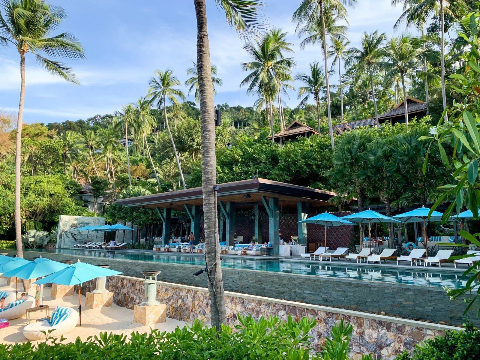 A Review of The Four Seasons Koh Samui Resort