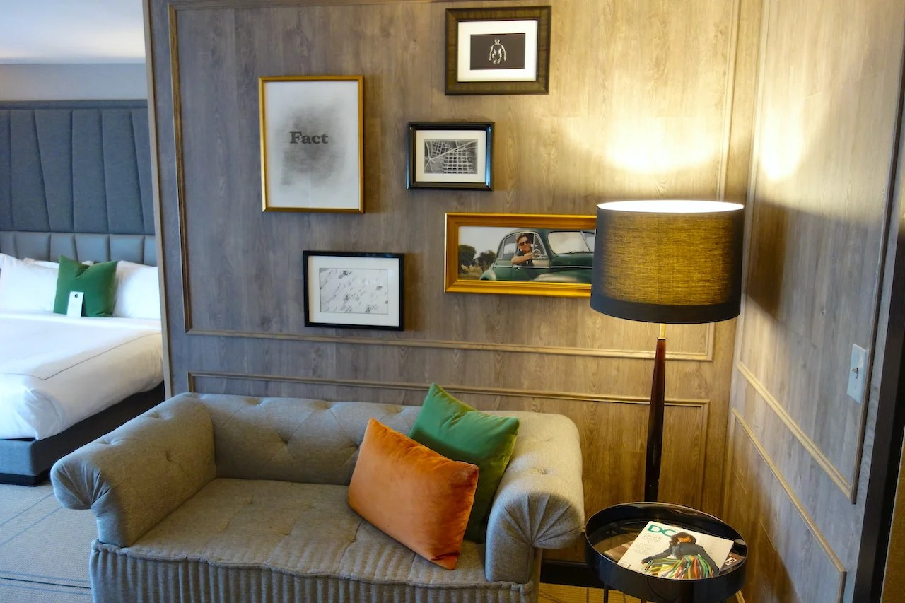 Disappointing in the Capital: A Review of the Kimpton Mason & Rook in Washington, DC