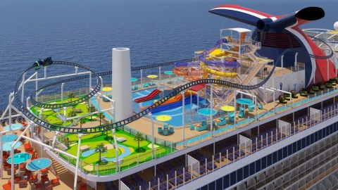 Carnival S Biggest Cruise Ship Ever Will Sail From New