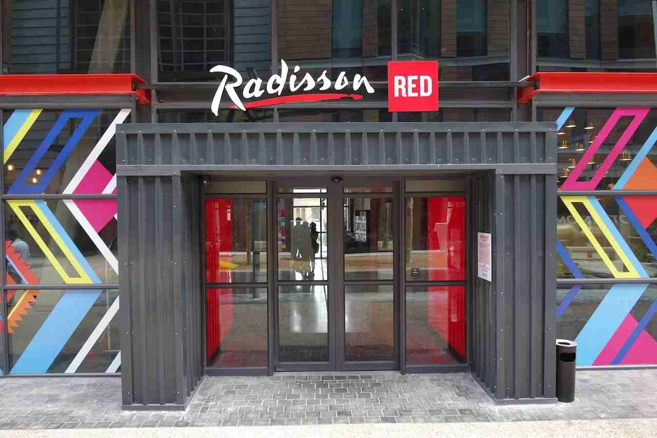 Radisson RED in Cape Town, South Africa (Photo by Eric Rosen/The Points Guy)