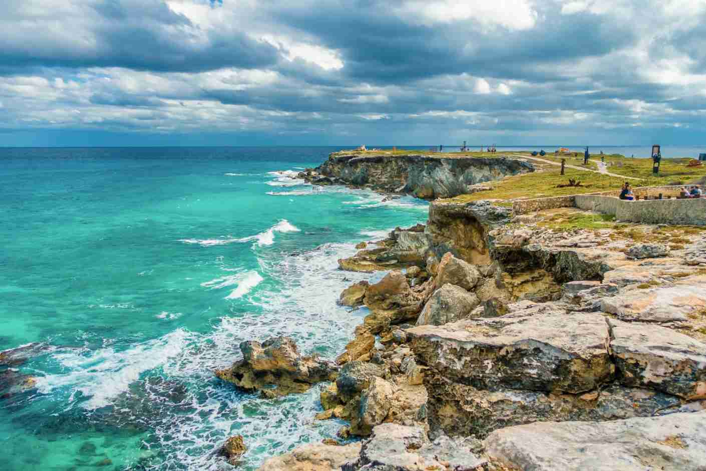 Isla Mujeres. (Photo via Shutterstock)