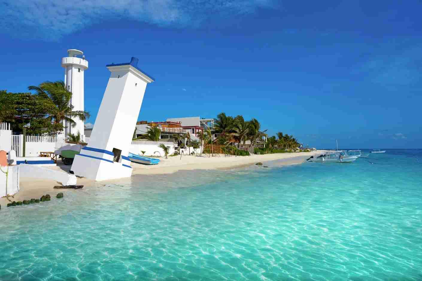 Puerto Morelos. (Photo via Shutterstock)