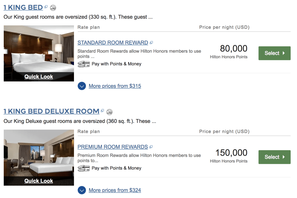 How to Redeem Points With the Hilton Honors Program