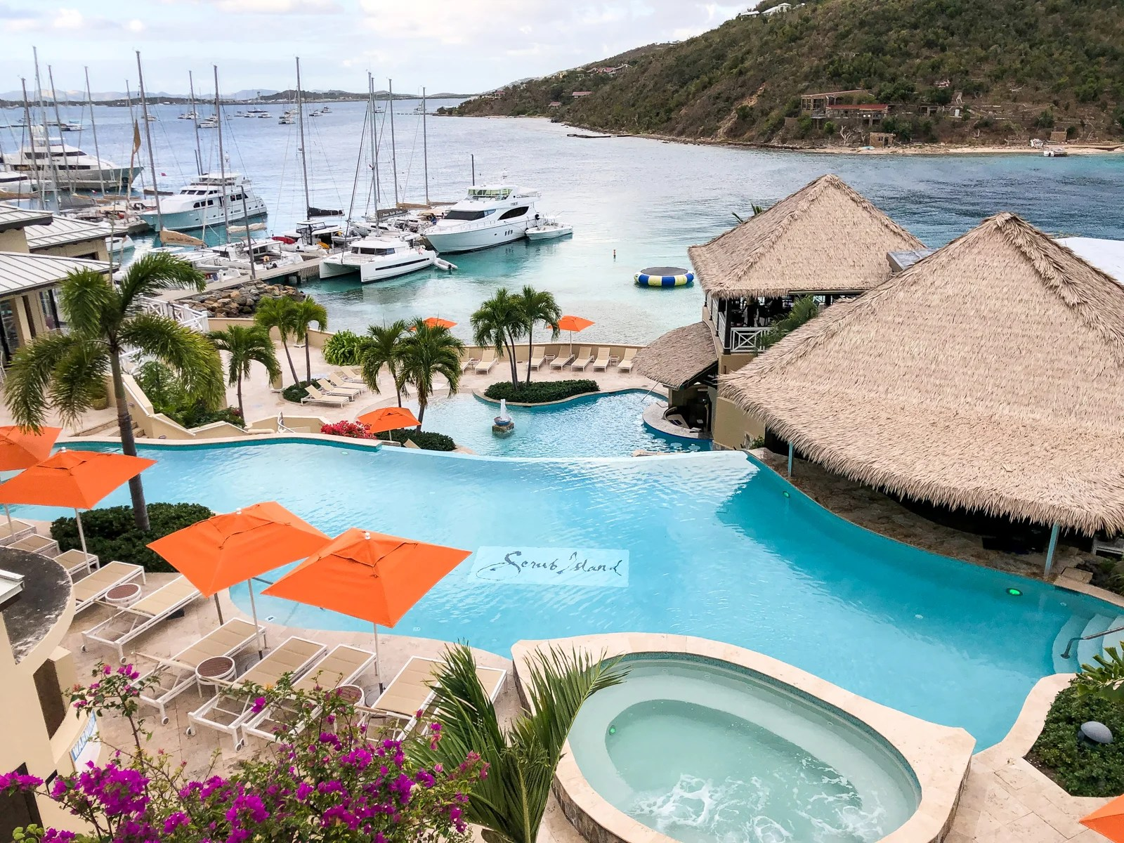 A Review of Scrub Island Resort, Spa and Marina