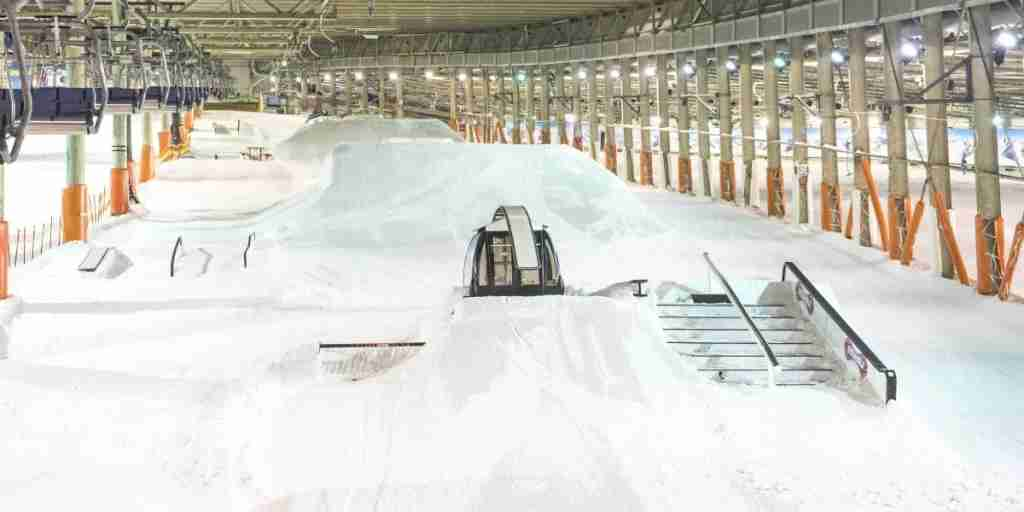 (Photo courtesy of Snowworld Funpark Landgraff)