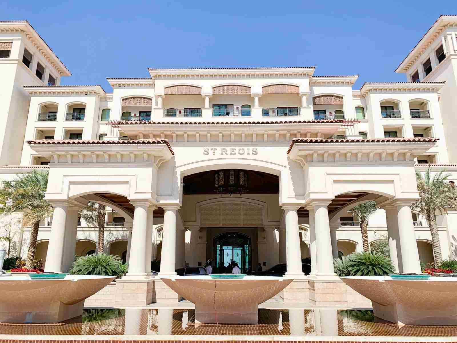 Enjoy the benefits of Marriott Gold elite status at properties like the St. Regis Saadiyat Island Abu Dhabi