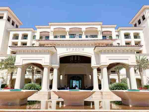 Enjoy the benefits of Marriott Gold elite status at properties like the St. Regis Saadiyat Island Abu Dhabi