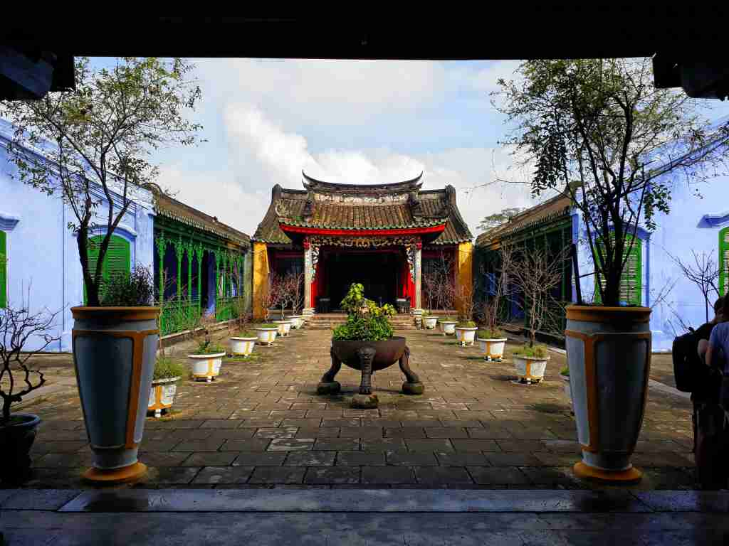 Tour the temples of Hoi An, Vietnam. Photo by Elen Turner