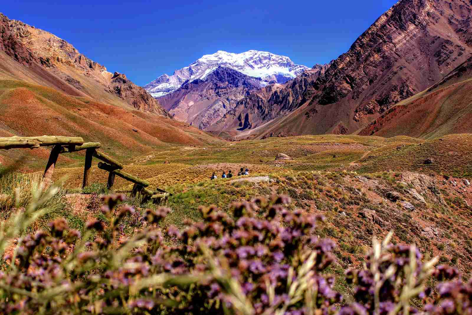 Aconcagua Park in Mendoza, Argentina. (Photo by Nicolas Perez/Unsplash)