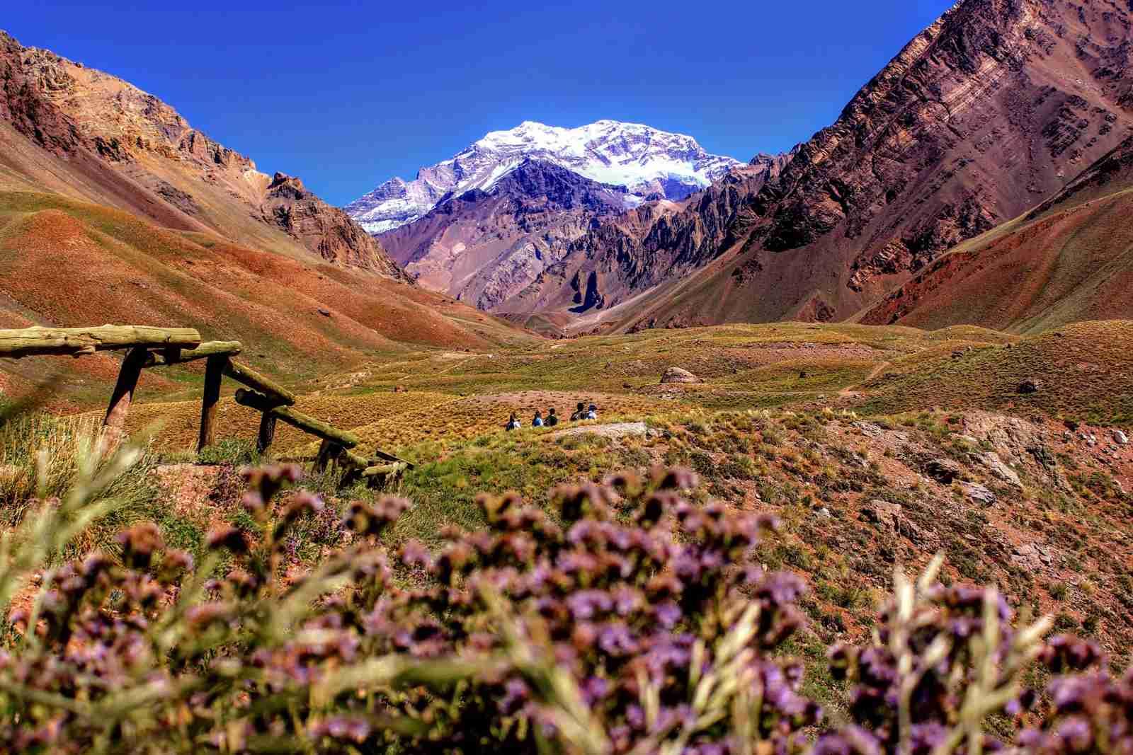 Aconcagua Park in Mendoza, Argentina. (Photo by Nicolas Perez/Unsplash)