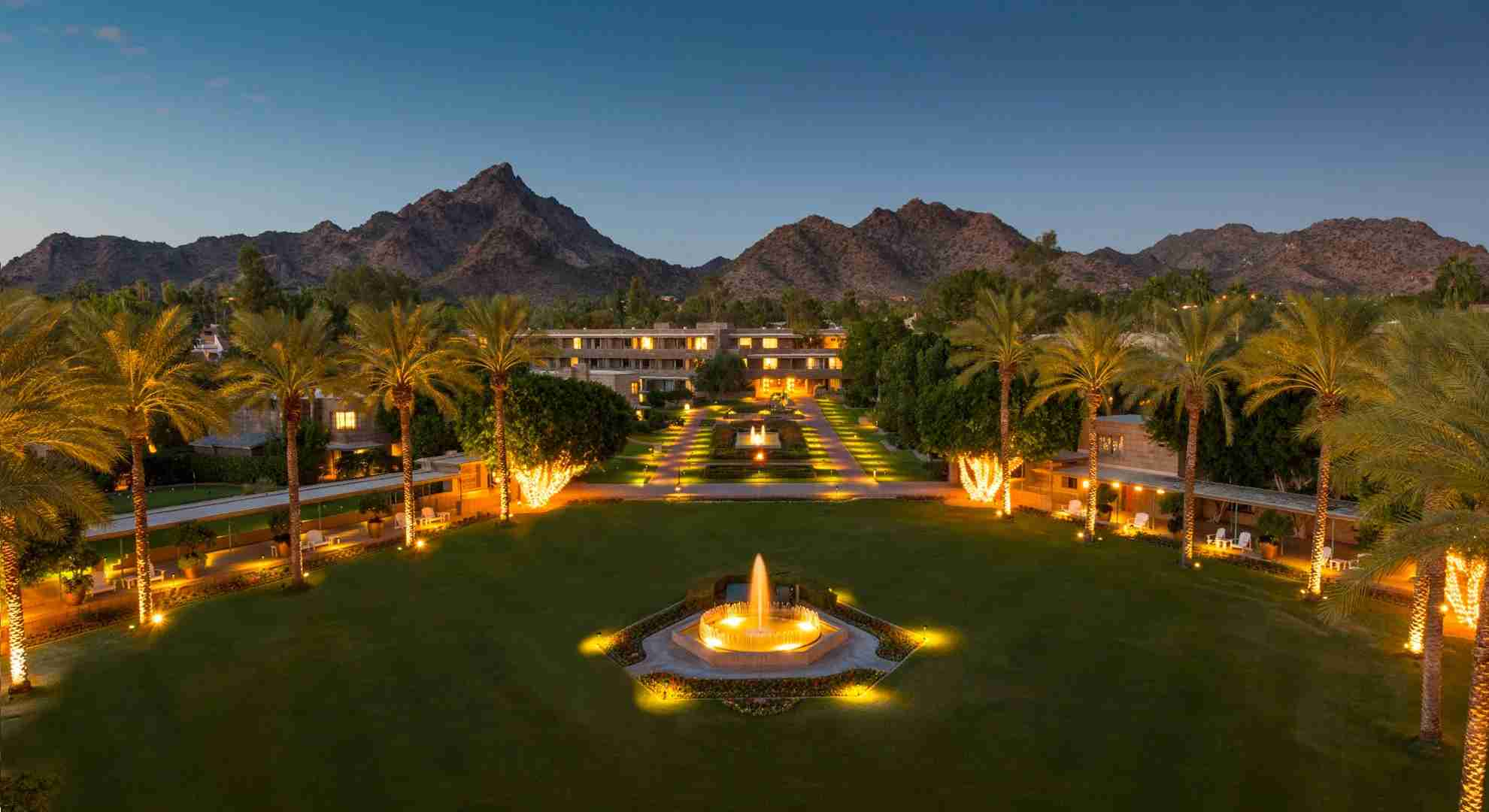 Arizona Biltmore, A Waldorf Astoria Resort (Photo courtesy of the hotel)