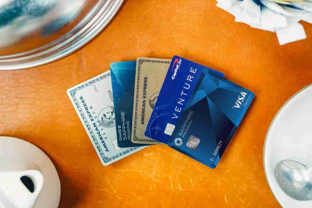 Instead of purchasing points, you could open a credit card that earns points you can transfer to airlines. (Photo by The Points Guy.)