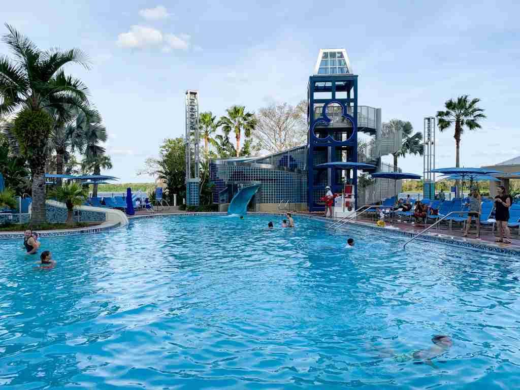Pools of Disney