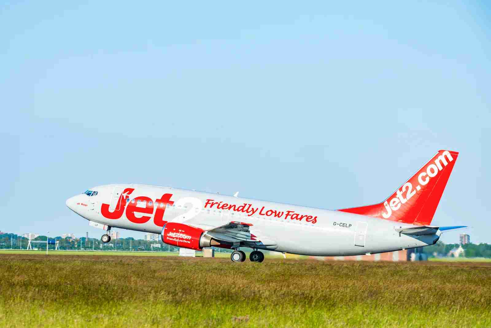 Jet2 Airlines doesn