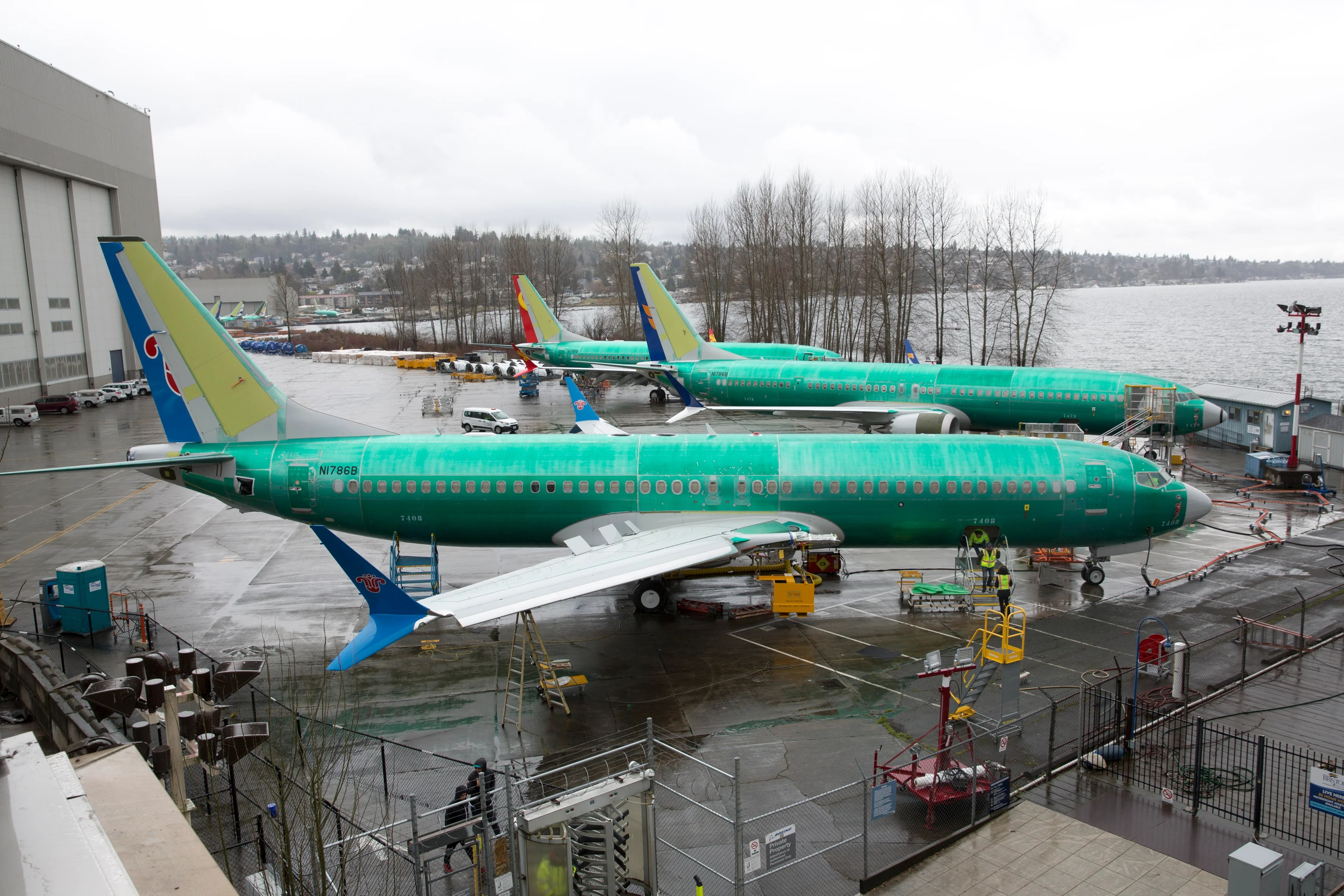 Boeing Faces Legal Nightmare With 737 MAX