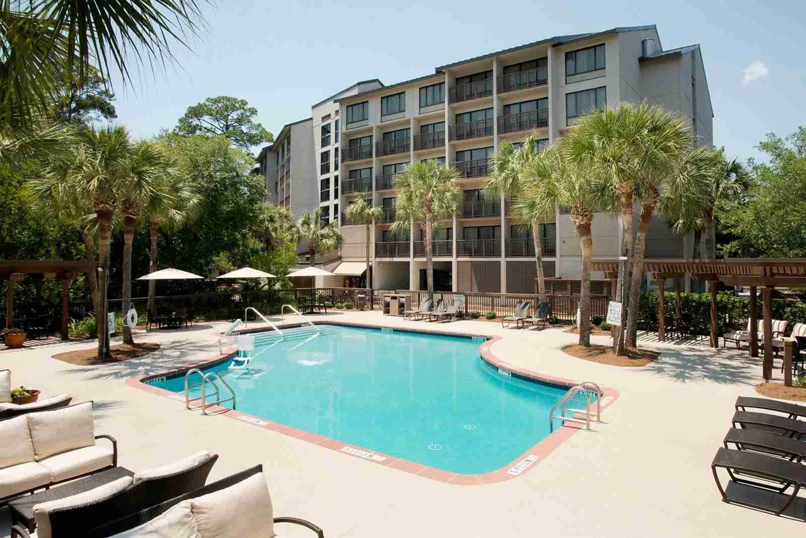 (Photo courtesy of Holiday Inn Express Hilton Head)