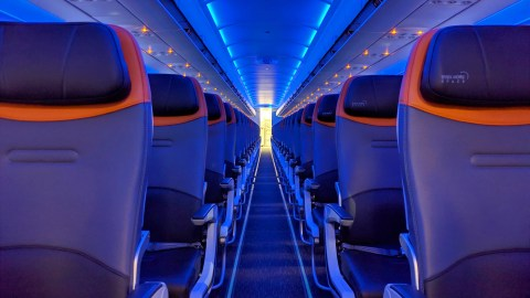 This Is the Plane That Will Take JetBlue to London