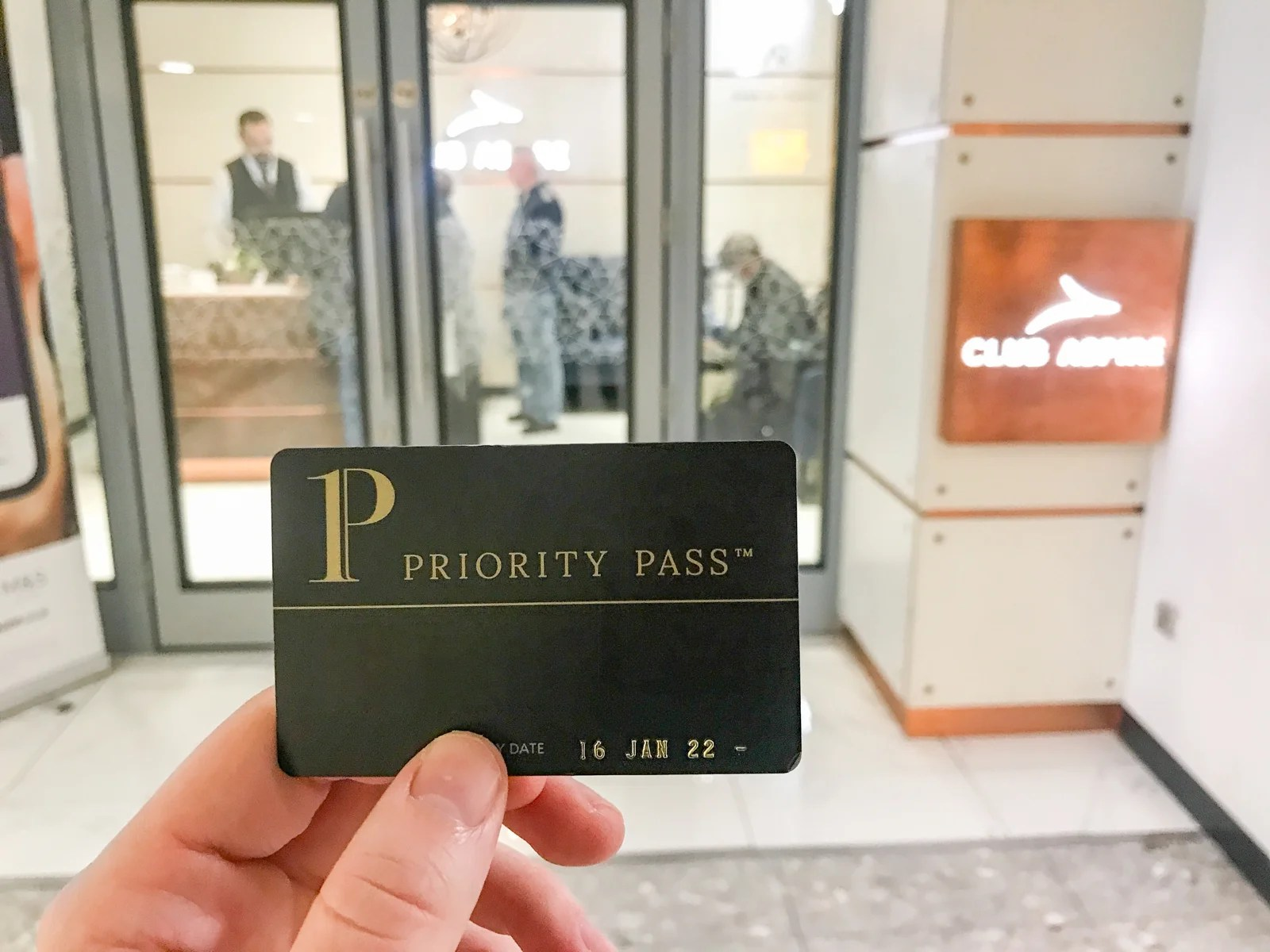 The Best Credit Cards for Priority Pass Lounge Access