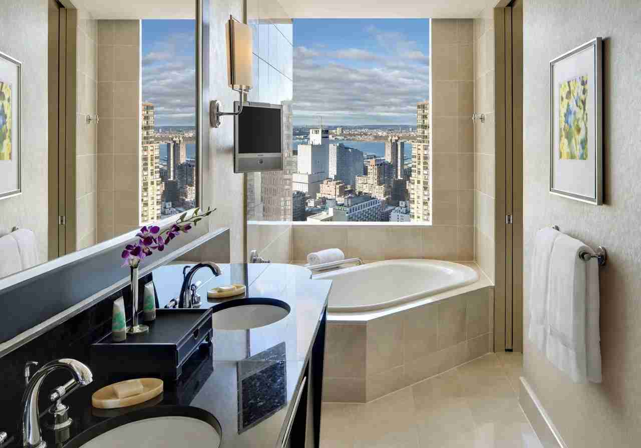 (Photo courtesy of The Mandarin Oriental New York)