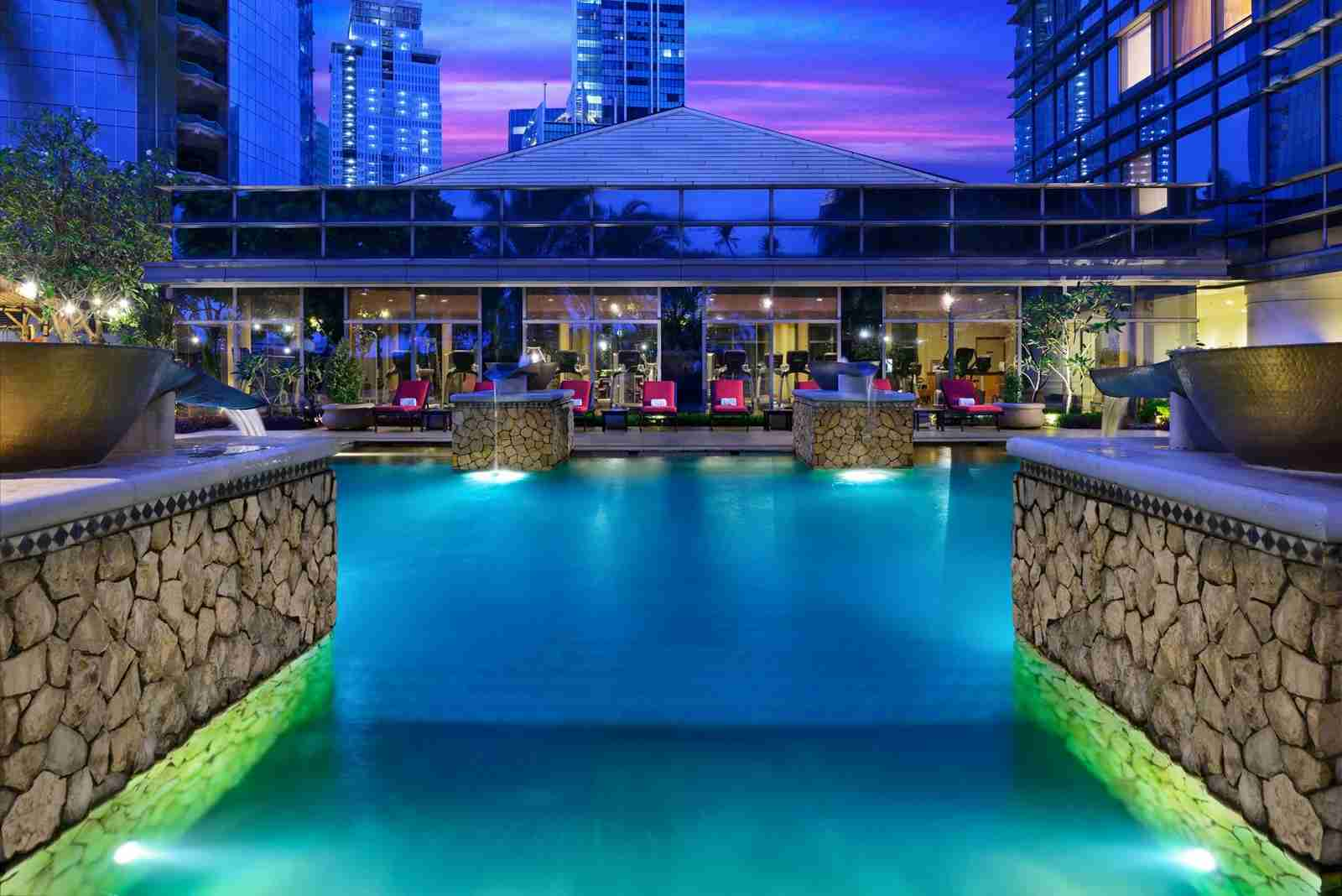 (Photo courtesy of the Ritz-Carlton Jakarta)