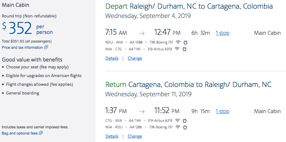 Deal Alert Flights To Colombia From 258 Round Trip