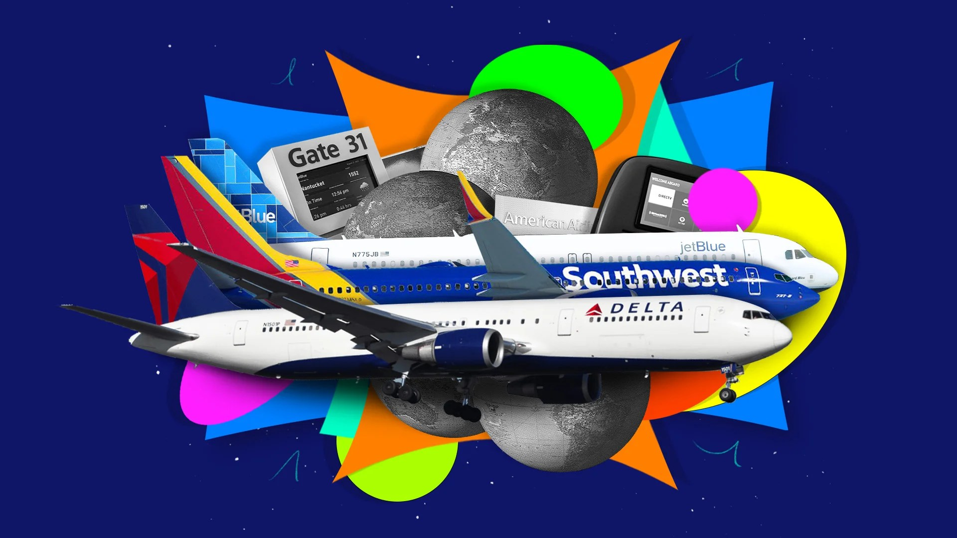 best airlines in us 2019 Best & Worst US Airlines of 2019: TPG Special Report   The Points Guy