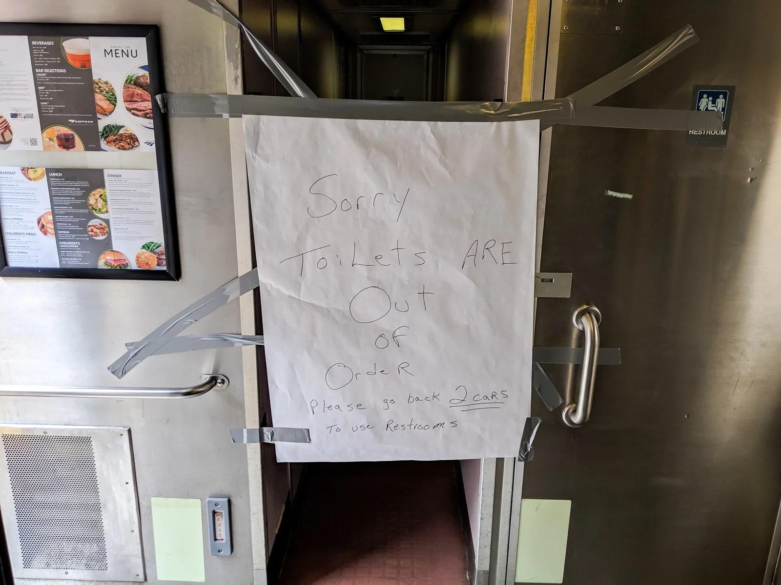 Train Review Amtrak S Sleeper Car Roomette Empire Builder