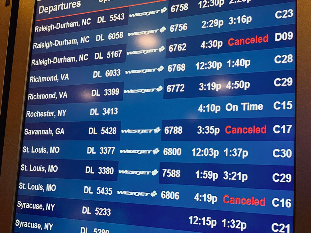Tuesday Travel Tip: How to reach airline customer service quickly