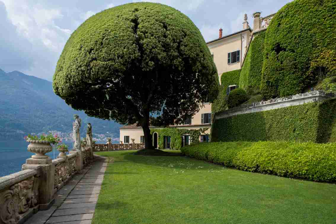 The gardens of Villa del Balbianello will be free and open to the public this weekend. Photo courtesy of FAI.