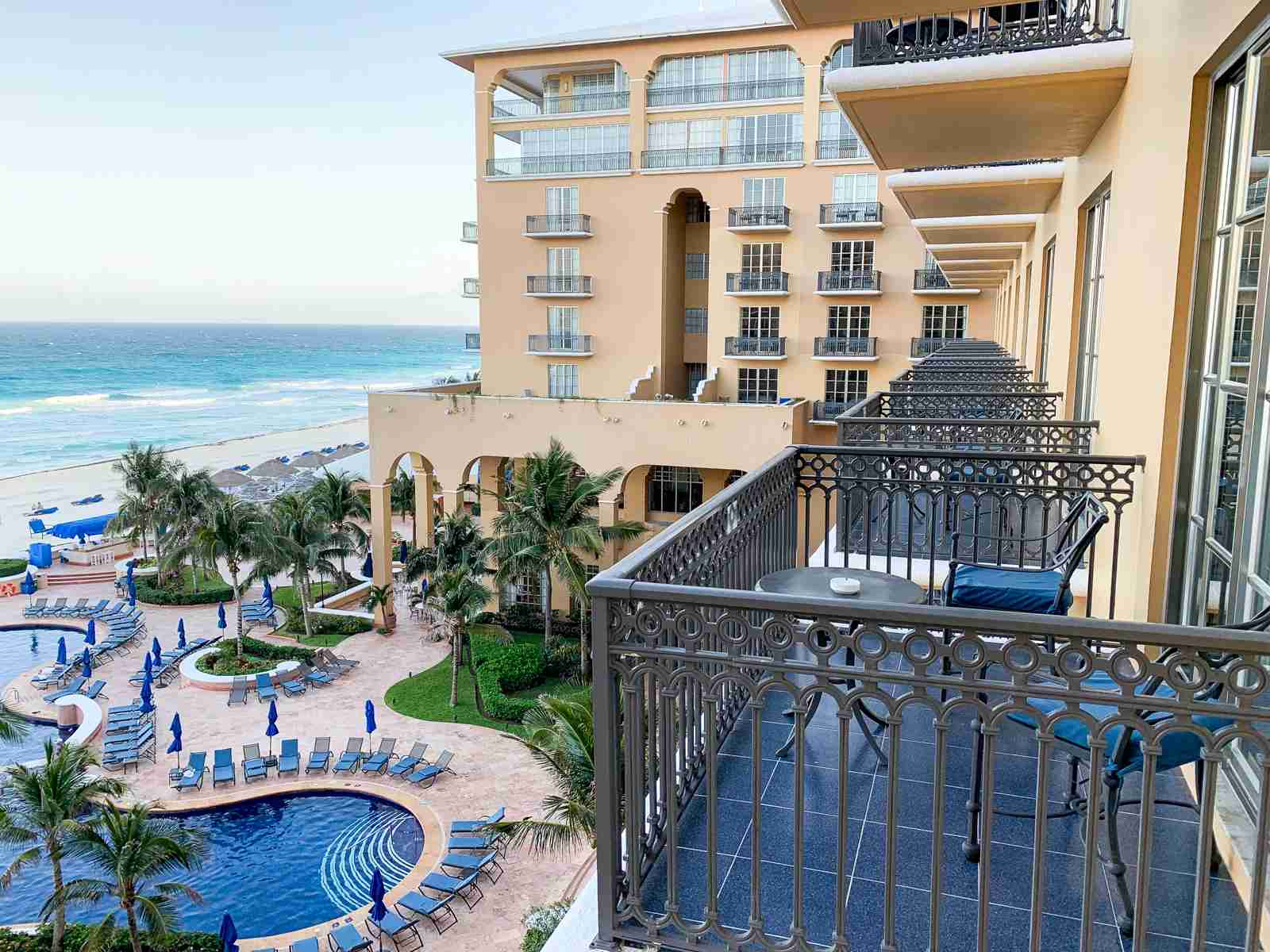 Photo of Ritz-Carlton Cancun by Zach Griff/The Points Guy