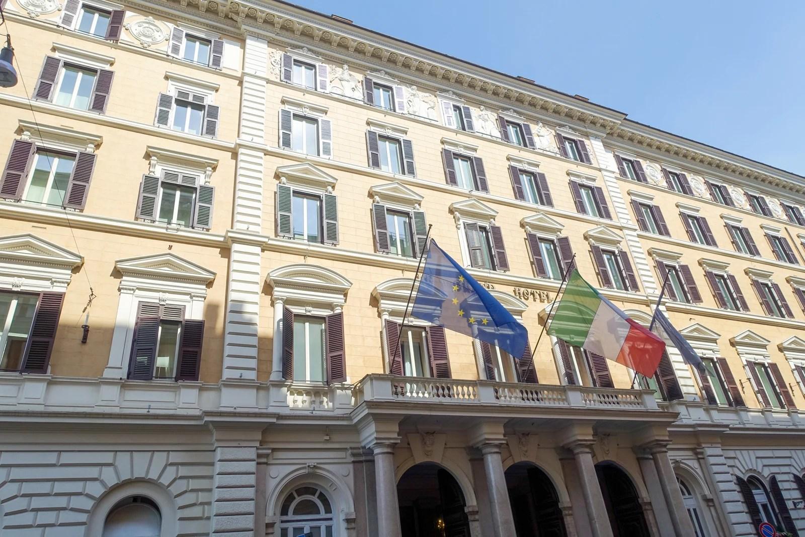 La Dolce Vita: A Review of The St. Regis Rome