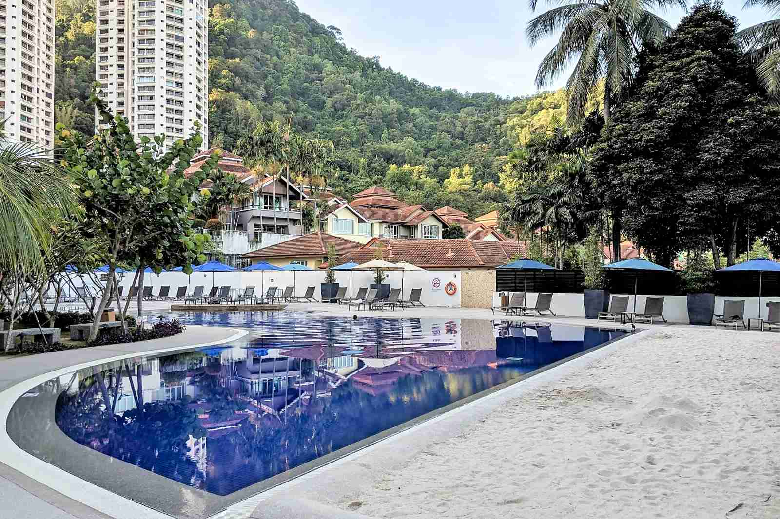 The DoubleTree Resort by Hilton Penang. (Photo by Katie Genter/The Points Guy)