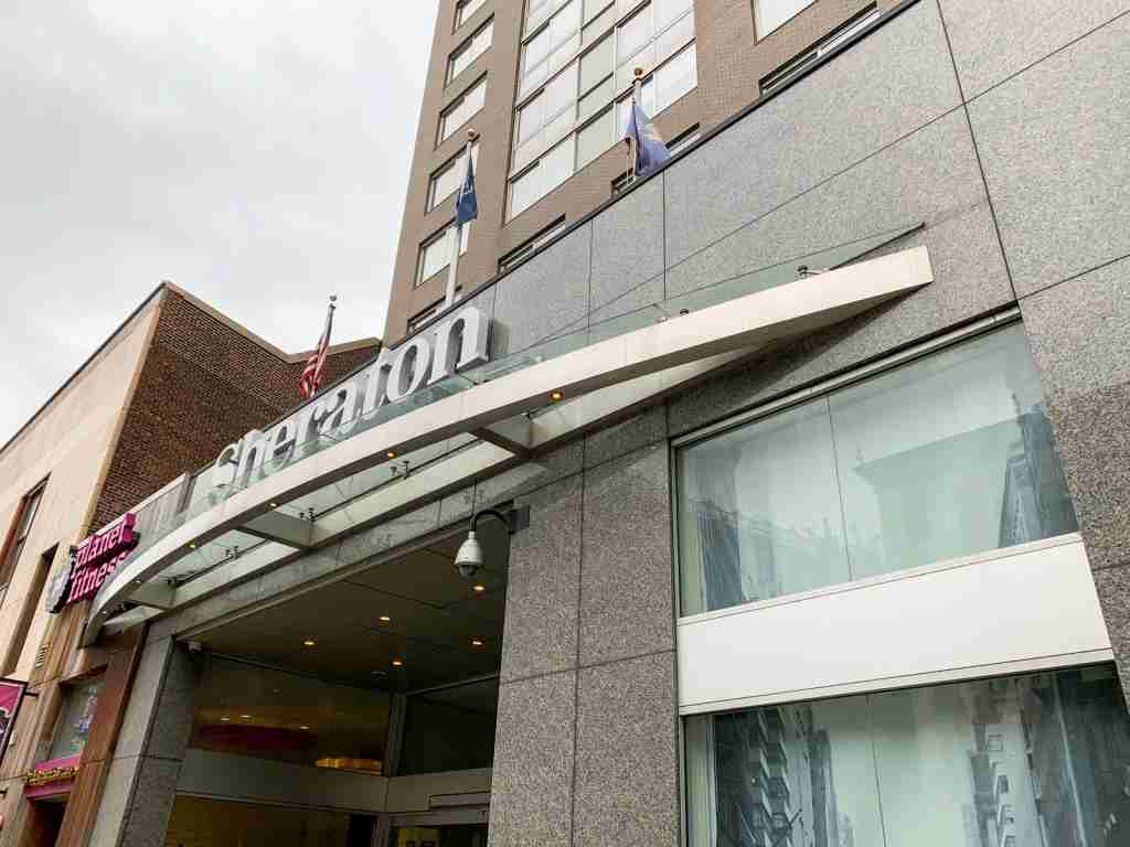 Sheraton Tribeca (Photo by Summer Hull / The Points Guy)