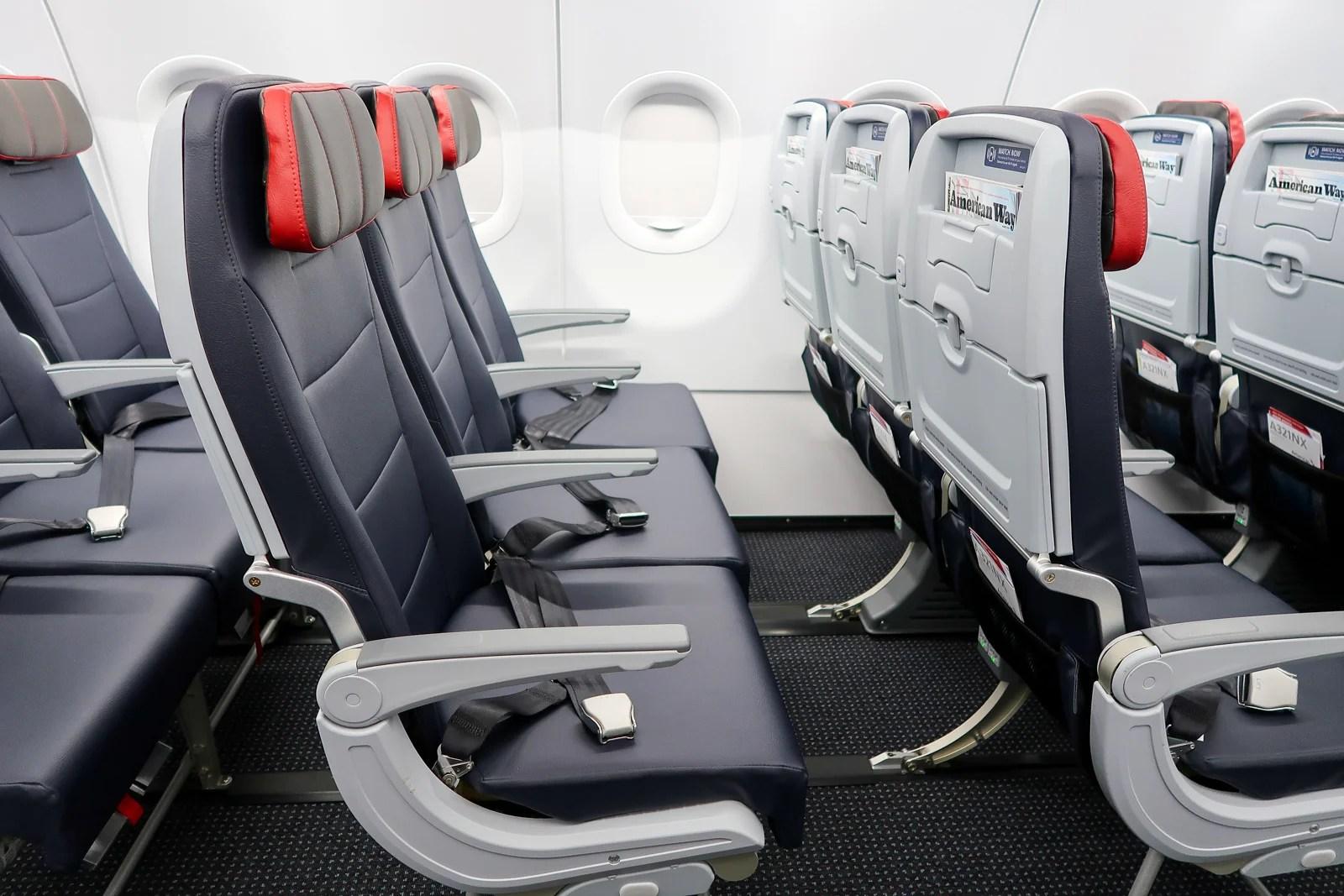 American Airlines Airbus A321neo Economy Phoenix To Orlando