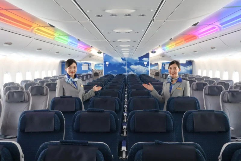 Our First Look Inside Ana S Hawaii Bound Airbus A380