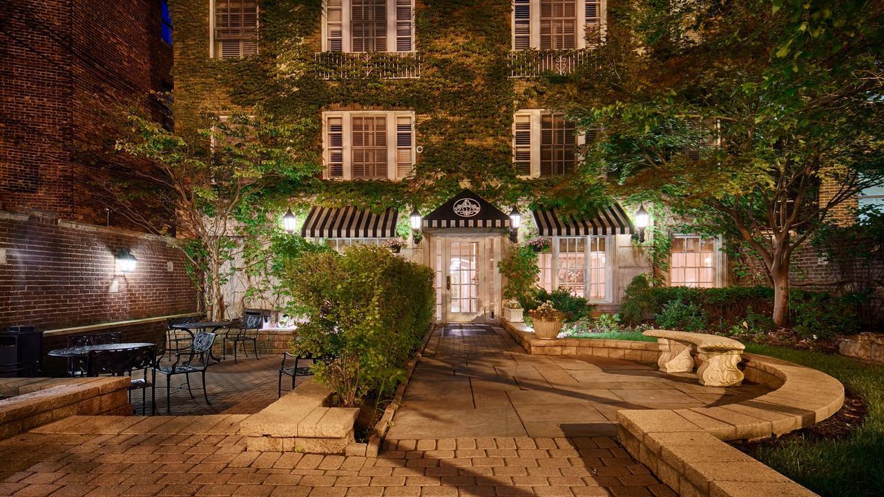 The Best Western Plus Hawthorne Terrace Hotel. (Photo courtesy of Best Western)