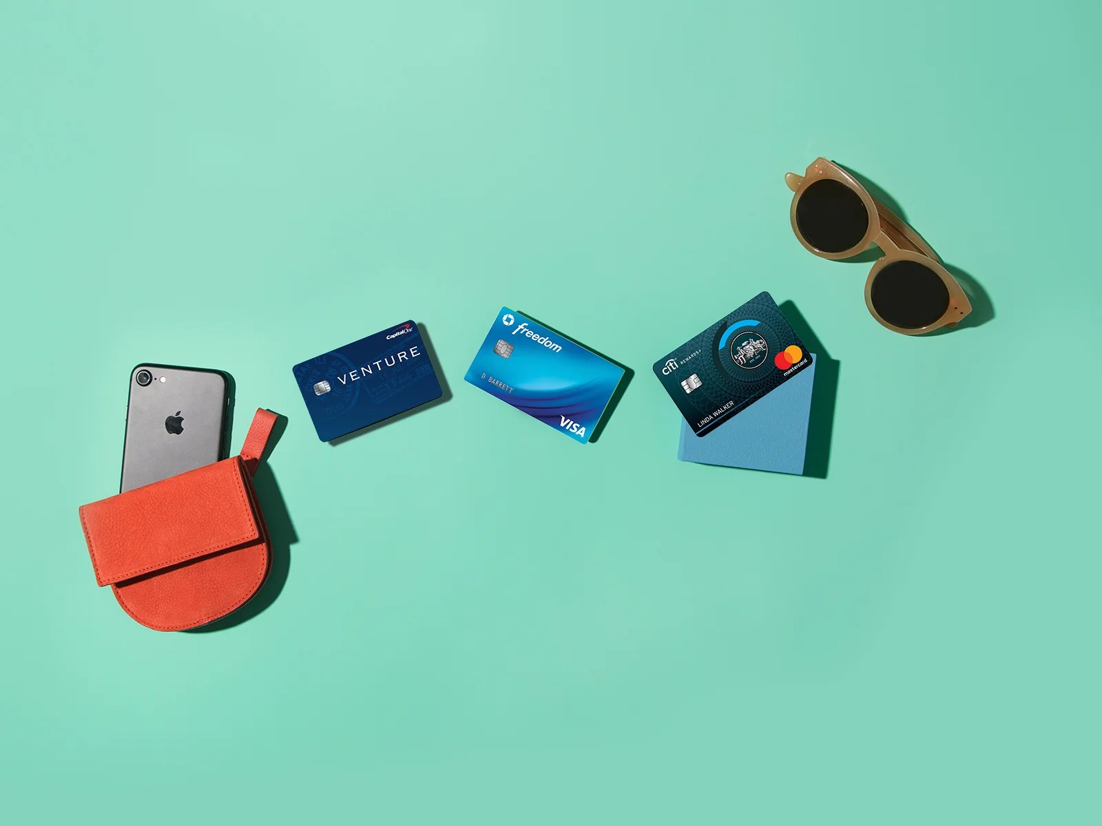 Best No-Annual-Fee Credit Cards That Earn Transferable Points for Travel