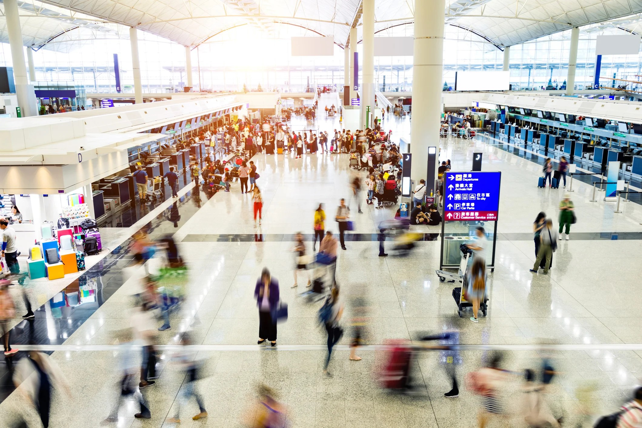 How Airports Are Designed to Influence Your Behavior
