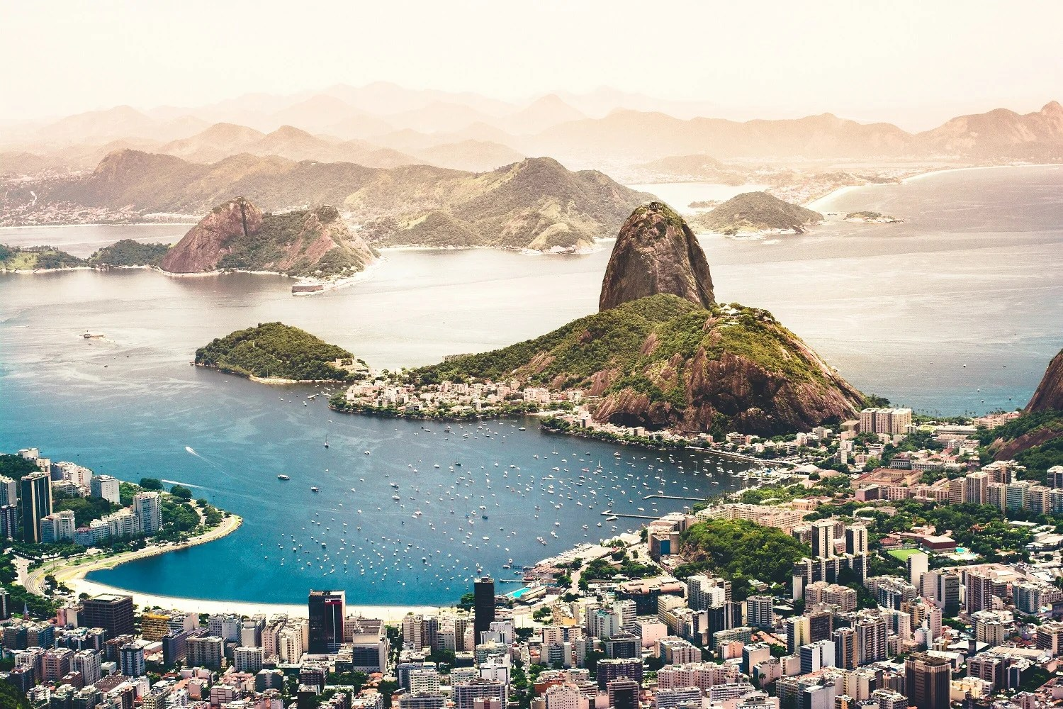 Deal Alert: Premium Economy Flights to Brazil From $600 Or 40,000 Points Round-Trip