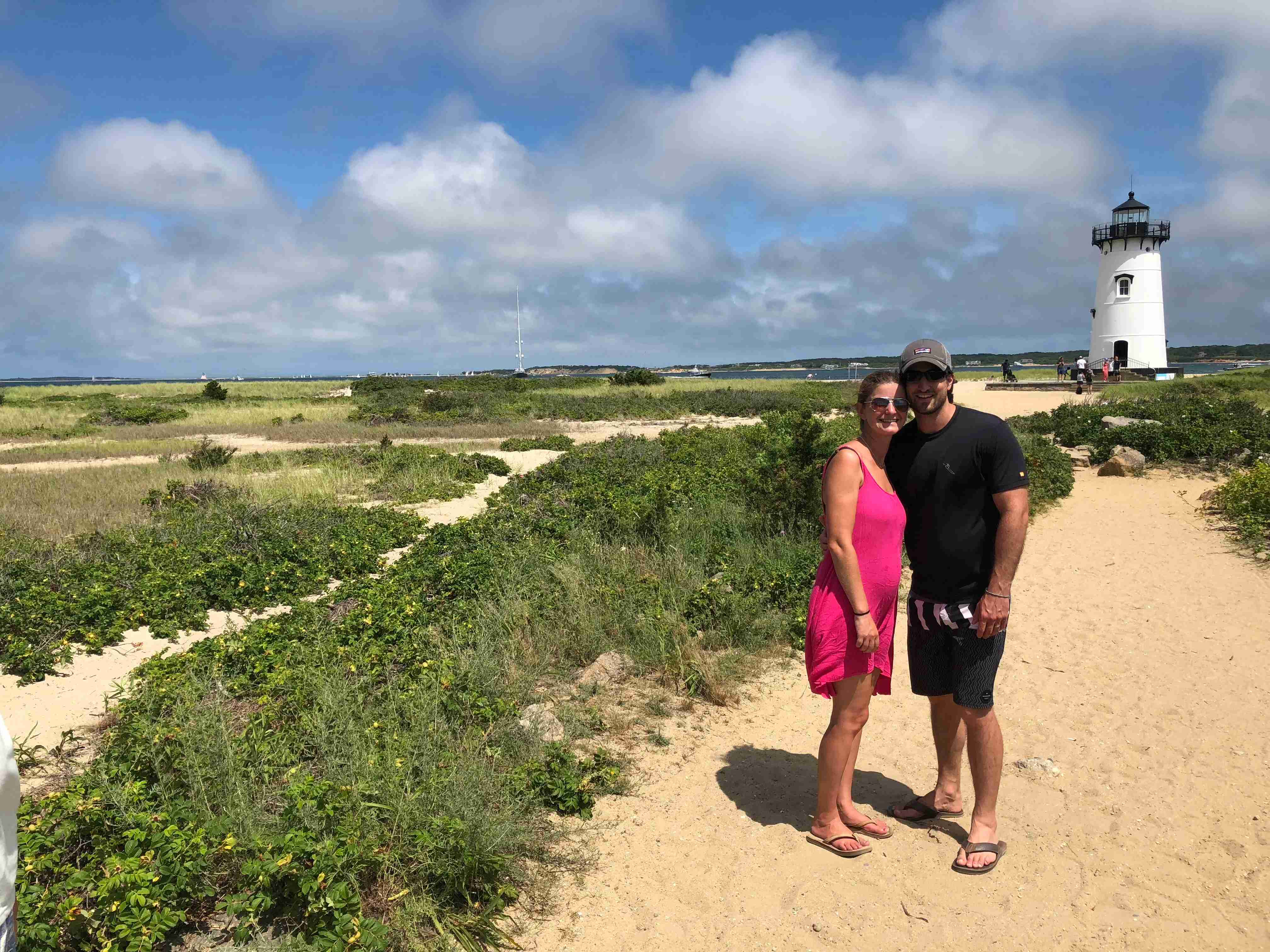 Explore downtown Edgartown or the beaches by foot or bike (Jennifer Yellin / Deals We Like)