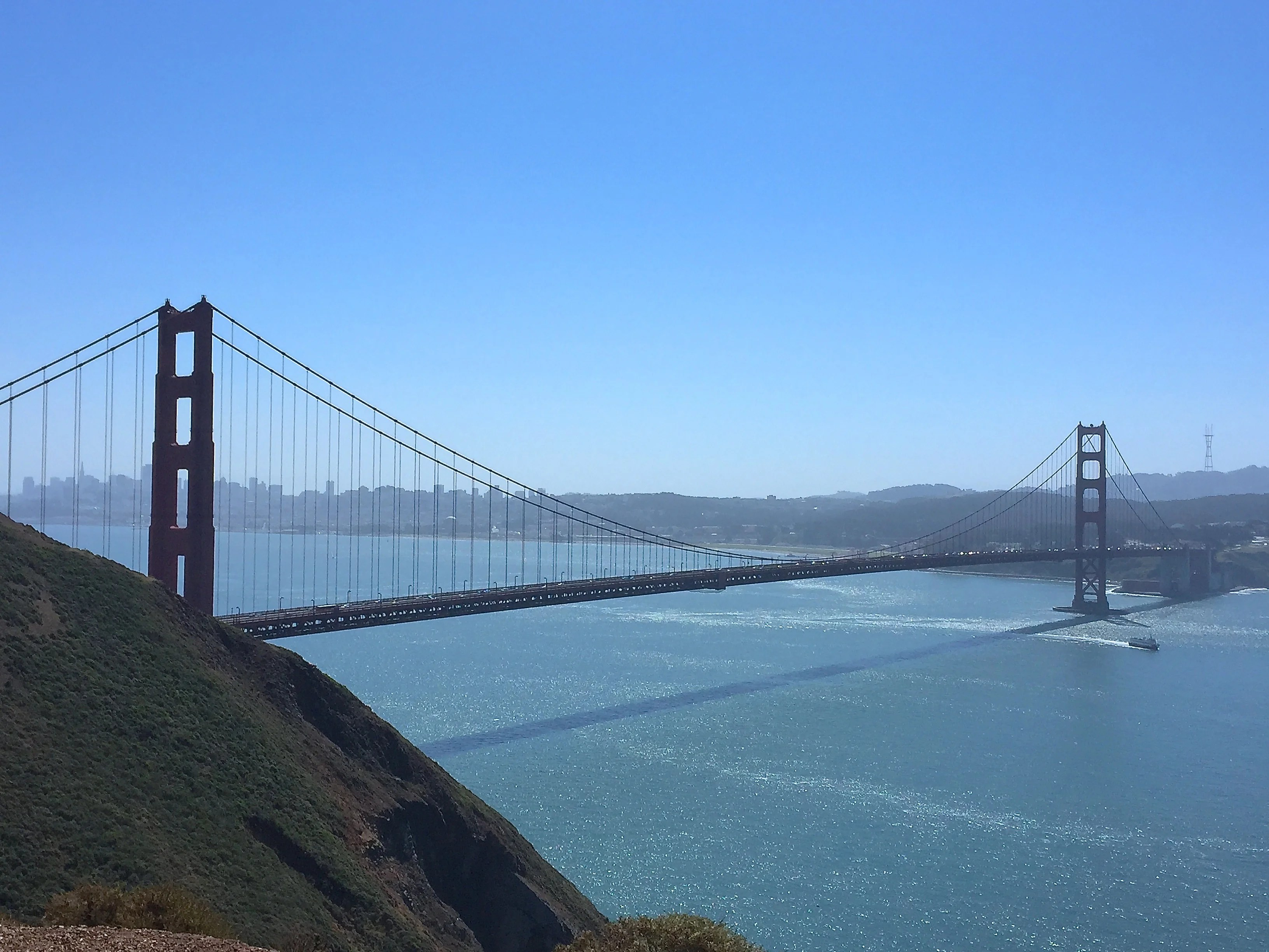San Francisco on Foot: 5 Fun Hikes for Families